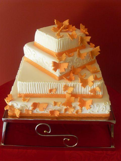 Tort Weselny 7