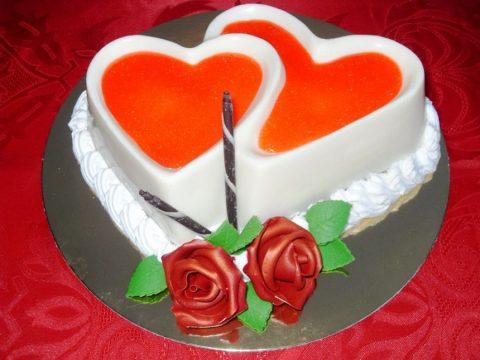 Tort – Dwa serca