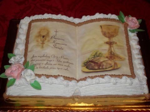 Tort komunijny  – otwarta księga