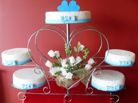 Tort Weselny 18