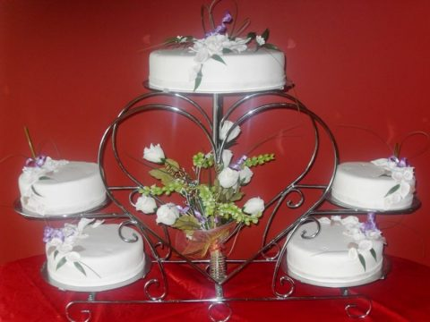 Tort Weselny 9