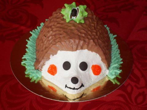 """Tort  """"Jeżyk"""""""