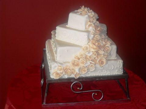 Tort Weselny 8