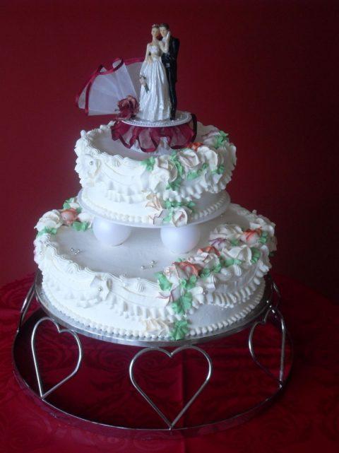 Tort Weselny 10