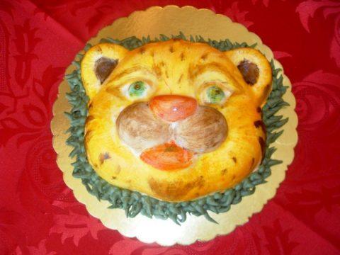 "Tort ""Tygrysek"""