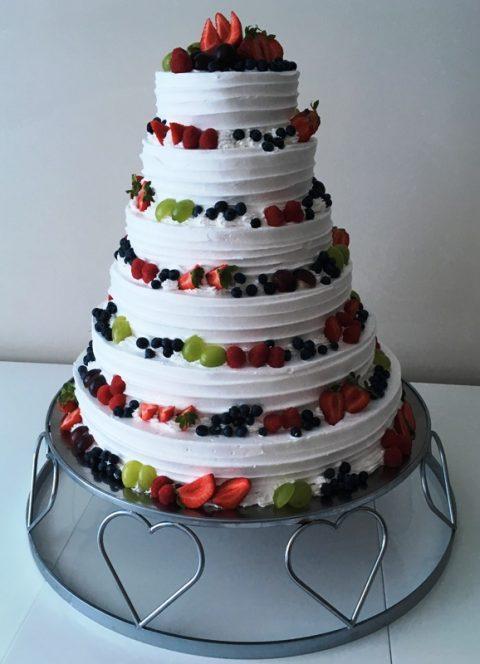 Tort Weselny 32